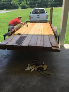 Custom Made Wood Furniture and Handcrafted Cabinetry - Skaggs Creek Wood Shop, Tyler Adams