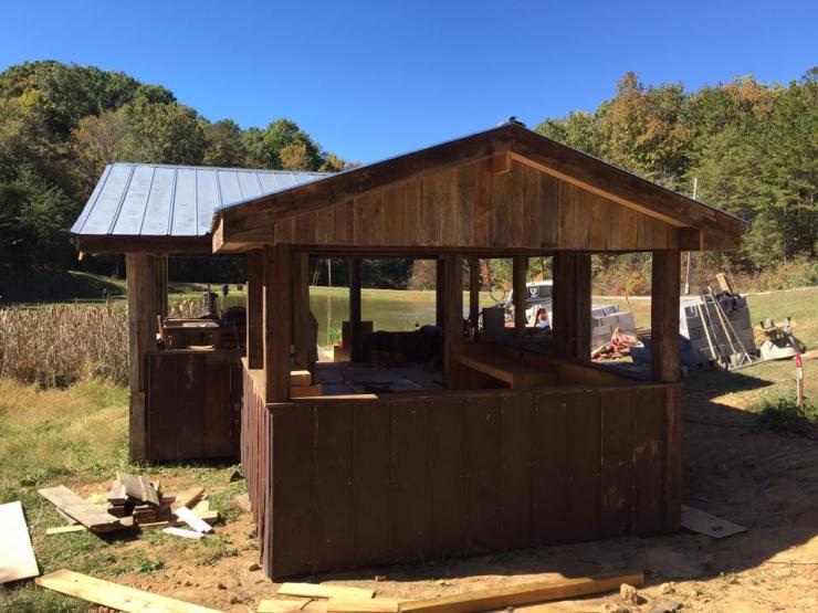You Dream It... Skaggs Creek Wood Shop Can Make It!