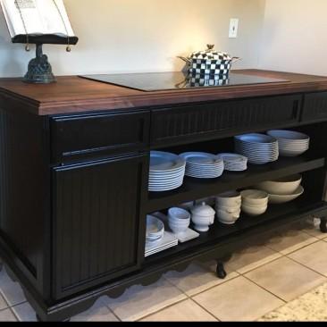 Custom Made Buffet Cabinets - Skaggs Creek Wood Shop, Tyler Adams