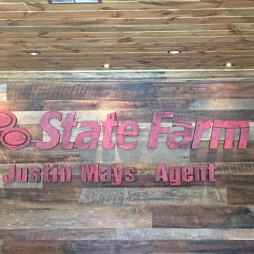 Custom Sign, Wood Signs - Personalized Commercial, Restaurant, Business, Home Signage, Reclaimed Lumber Sign, Carved, Skaggs Creek Wood Shop