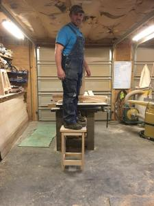 Wood Bar Stool, Bar Stools, Rustic Bar Stools, Kitchen Bar Stools, Home Bar Furniture, Skaggs Creek Wood Shop