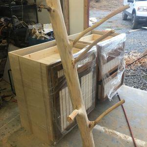 Custom Design – Kitchen with Skaggs Creek Wood Shop