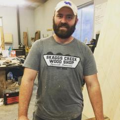 Skaggs Creek Wood Shop, Tyler Adams - Tazewell, TN - East Tennessee