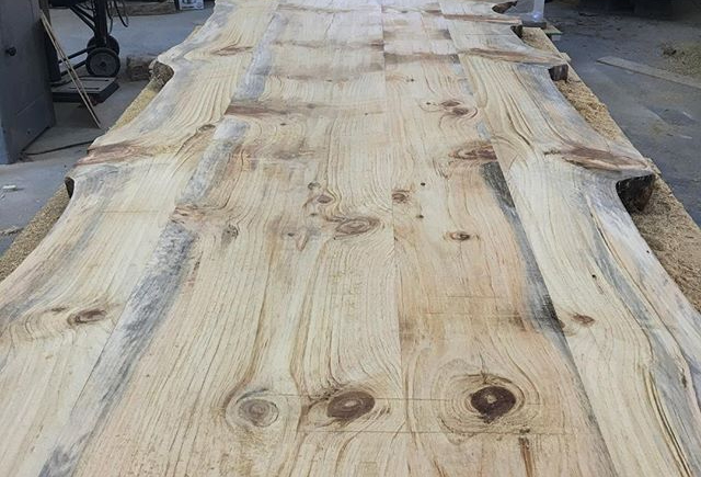 Kitchen Table Set, Dining Tables, Bench, Chairs, Large Table, Custom Made to Order, Kitchen Furniture, Home Decor, Skaggs Creek Wood Shop