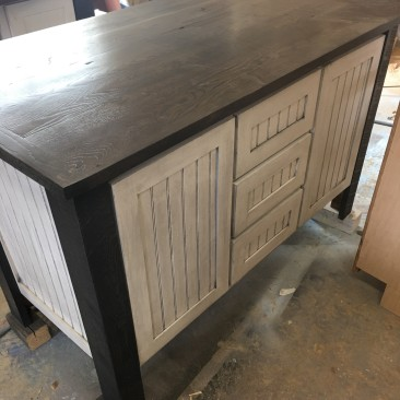 tchen Island with Storage, Kitchen Islands with Seating, Custom Kitchen Cabinets, Rustic, Shabby Chic, Farmhouse, Skaggs Creek Wood Shop