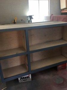Lockers, Mudroom Cabinets, Wood Shelving Unit, Custom Built-Ins, Cabinets, Adjustable Shelves, Book Shelf, Storage, Wall Unit, Skaggs Creek Wood Shop